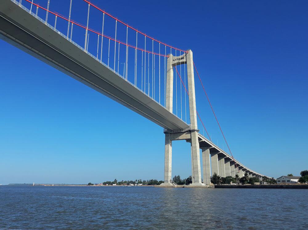 Maputo Katembe Bridge