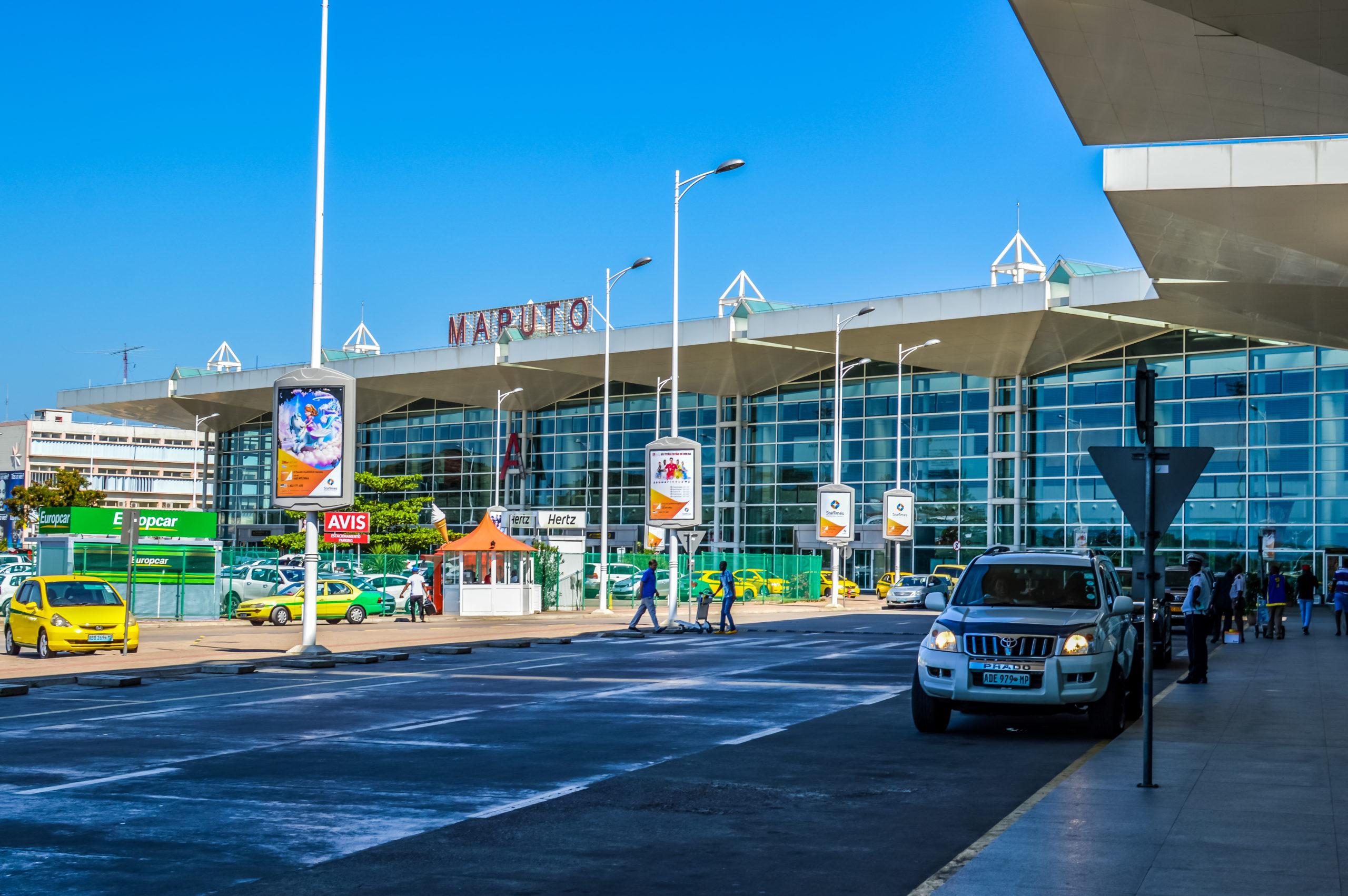 Moz_Maputo Airport